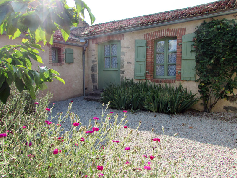 Gîte La Rulière Deux Sèvres